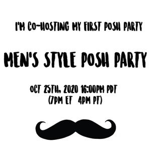 Other - 🎉🥳🎉HOSTING MY FIRST POSH PARTY🎉🥳🎉